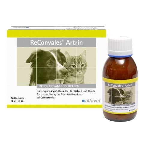ReConvales Artrin für Hunde und Katzen von Alfavet 1x90ml