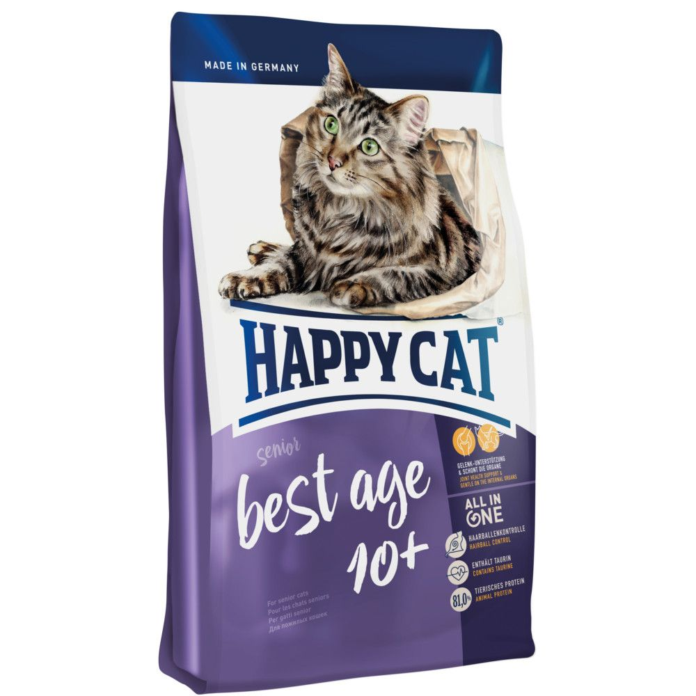 Happy Cat Supreme Best Age 10+ Trockenfutter