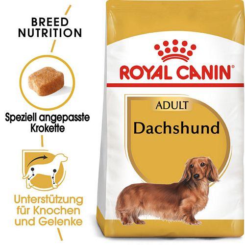 Royal Canin Dachshund Adult Trockenfutter für Dackel