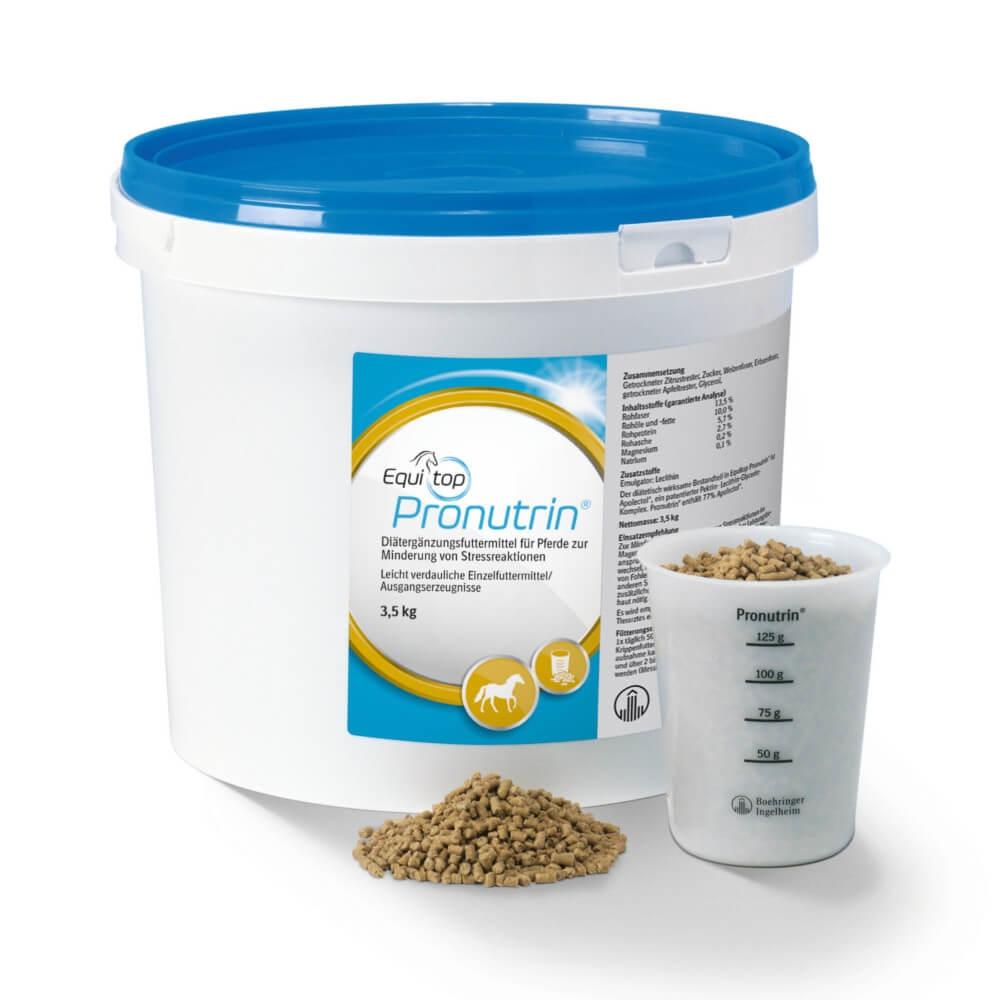 Pronutrin Pellets 3,5 kg von Boehringer Ingelheim für Magenprobleme beim Pferd