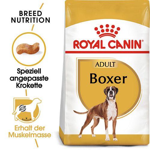 Royal Canin Boxer Adult Trockenfutter für Hunde