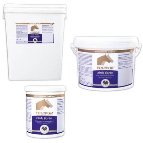 Vetripharm Equipur zink forte