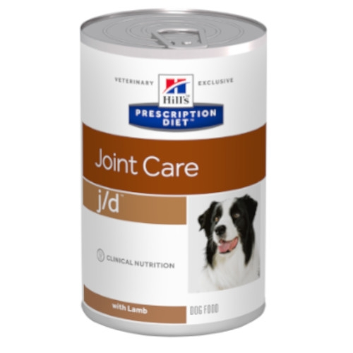 Hill's Prescription Diet j/d canine 370 g Nassfutter