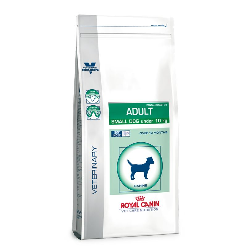 Royal Canin Adult Small Dog Dental & Digest Canine Trockenfutter