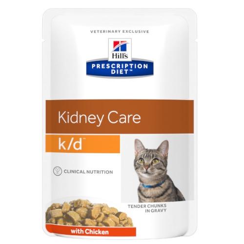 Hill's Prescription Diet k/d feline Frischebeutel