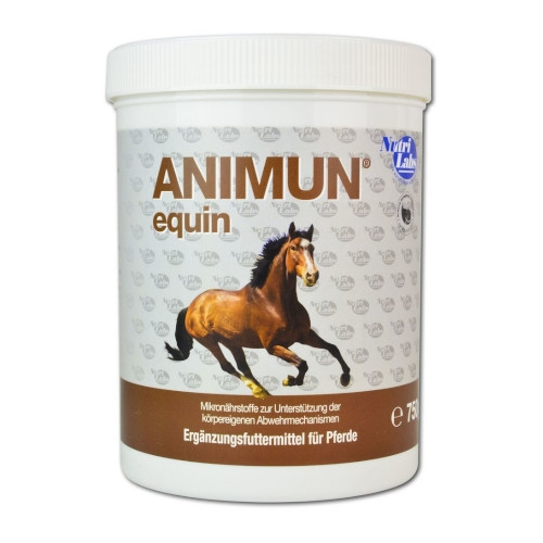 NutriLabs Animun equin 750 g